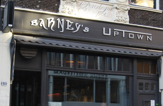 Barney's Uptown
