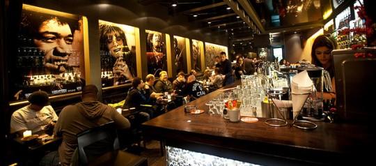 Barney S Lounge Coffee Shop Amsterdam